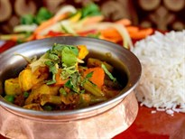 Mixed Vegetable Curry Gluten Free